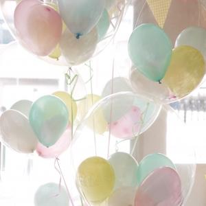 ウェディング balloons (2)
