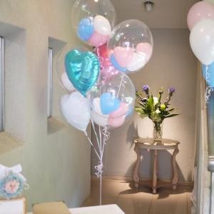 ウェディング HB お祝 balloons 発表会