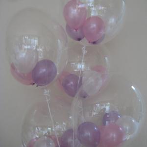 ウェディング お祝 balloons 発表会 girl
