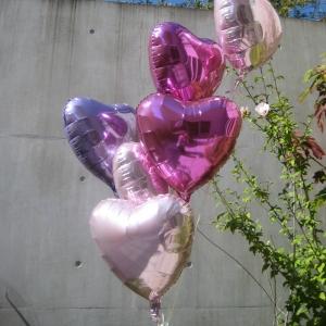 ウェディング girl balloons